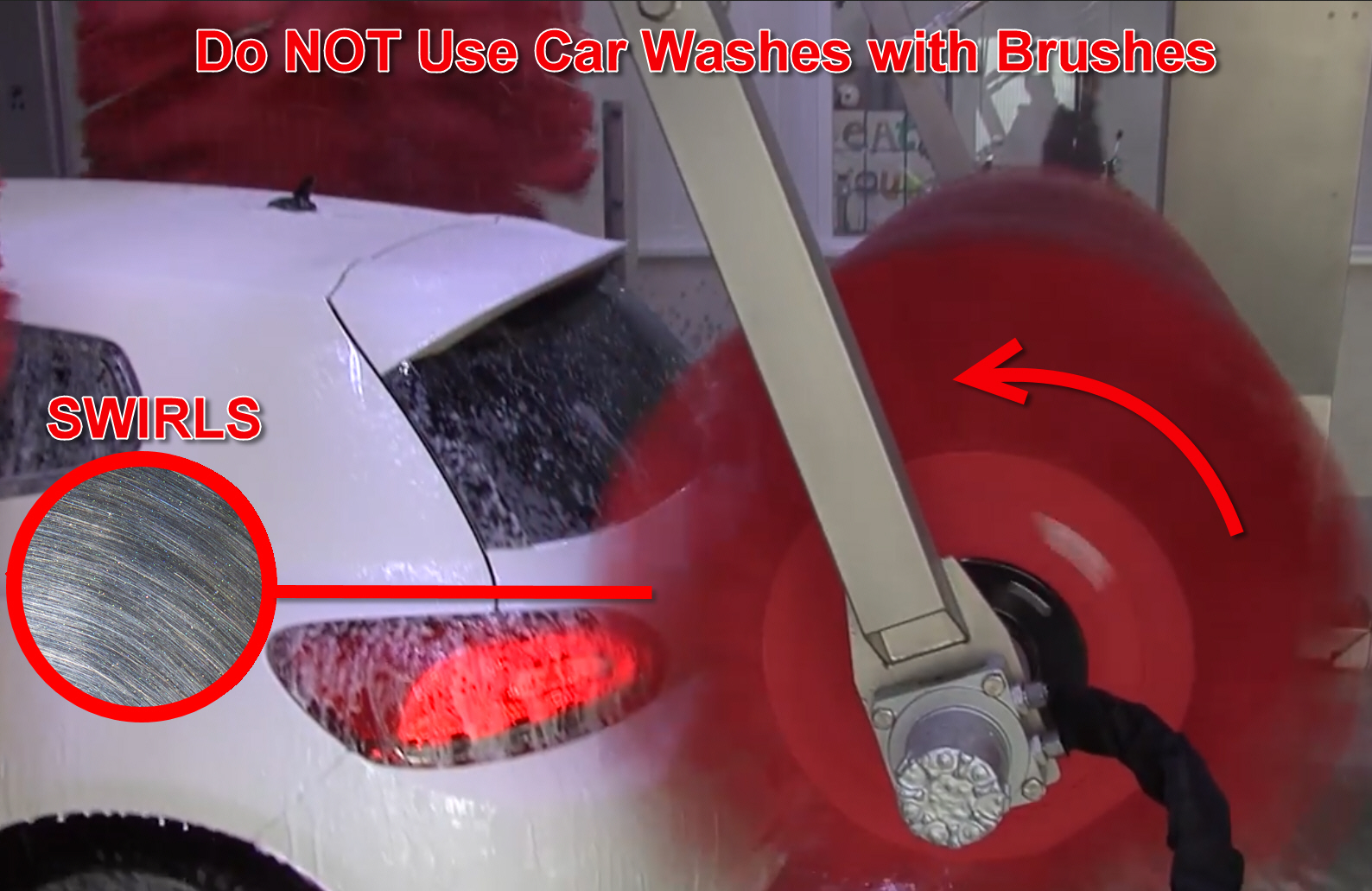 Cascade Car Wash - Touchless Automatic System